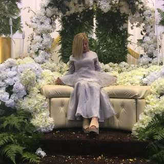 One set bridesmate dress