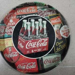 舊可口可樂盤