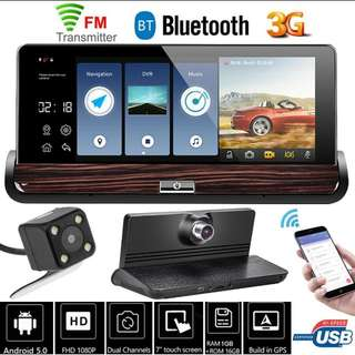 Dashcam android gps 3g