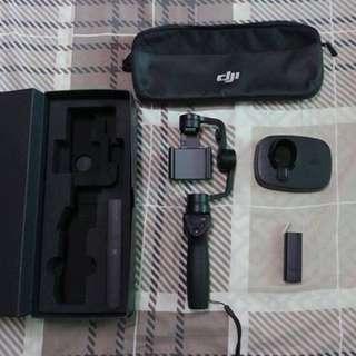 DJI Osmo Mobile Video stabilizer