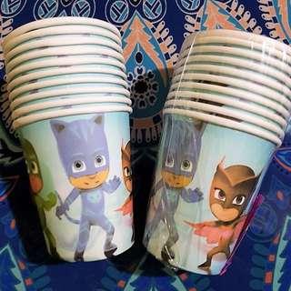 PJ Masks Paper Cups