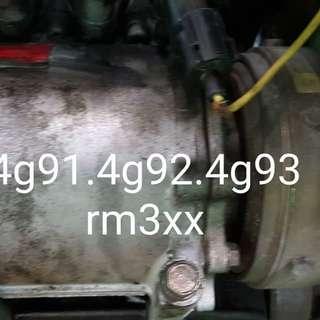 Compresor econ untuk engine 4g91.4g92.4g93 gsrt
