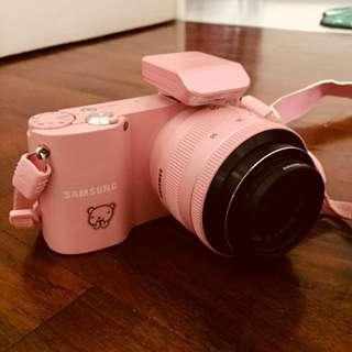 Samsung NX1000 Pink Colour