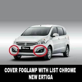 Cover foglamp with list NEW ERTIGA
