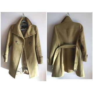 Aritzia Babaton Wool/Cashmere Coat