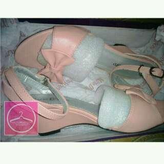 Orig. Mario d' Boro Pink Nude heels