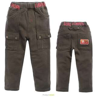 [Buy 3 for $10] Boys Causal Pants/ Boys Clothing HS8042A