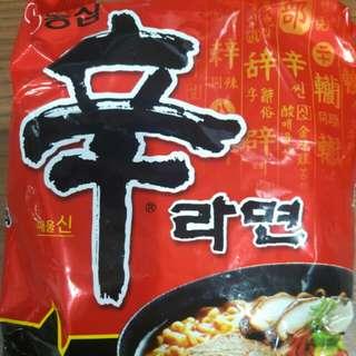 🚚 韓國泡麵單包裝