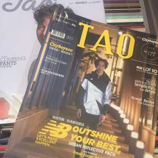 Tao Magazine Vol. 141- 204 ($10/each)