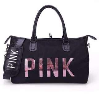 SALE!!! Pink Travel Bag