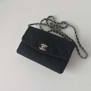 Authentic Chanel Crossbody Bag