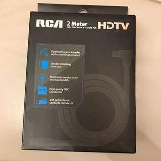 RCA 高清電視天線