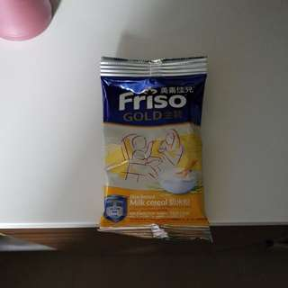 To bless: friso 2 sample. By post only 60cent