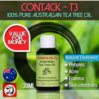 Australian Tea Tree Oil