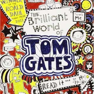 Brilliant World of Tom Gates English Version