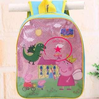 Peppa pig - backpack/school bag