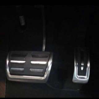 Sports pedals for Audi A4 A5 A6