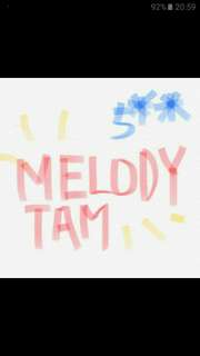 Melody Tam notes 狀元筆記 我們最平