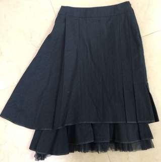 Martin Sitbon skirt