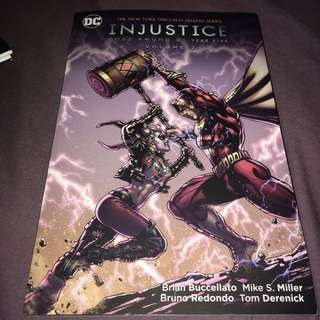 Injustice Volume 2