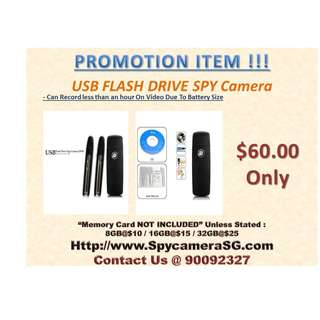 SPY CAMERA flash Drive