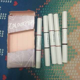 Lipstick Colour Pop USA