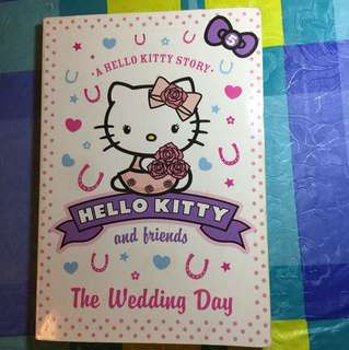 [Hello Kitty] The Wedding Day 凯蒂