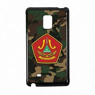 GP Ansor On Army Samsung Galaxy Note Edge Custom Hard Case