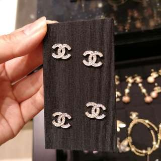 Chanel Earrings