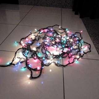 🚚 聖誕串燈 (有聖誕音樂)💮