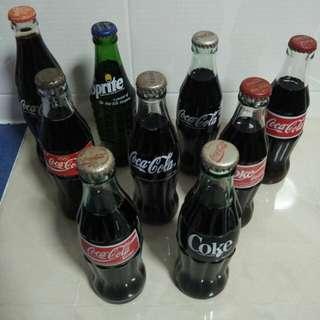 "Coca Bottles ""All $50 @$8"