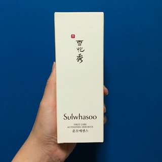 Sulwhasoo First Care Activating Serum 90ml