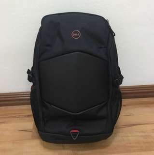 "Brand New Dell 15"" gaming laptop backpack"