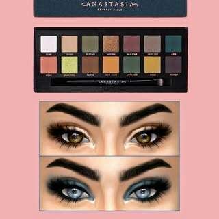 Subculture Eyeshadow By Anastasia Bev Hills