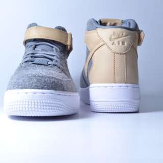 Nike Air Force 1 Mid Lthr Prm - Retail price  269 ❌ NOW  100💰✓ a99afb8cd