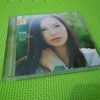 Yui - Green Garden Pop Album Original