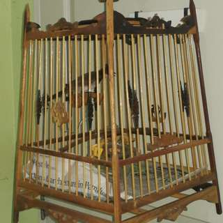 thai cage for jambul