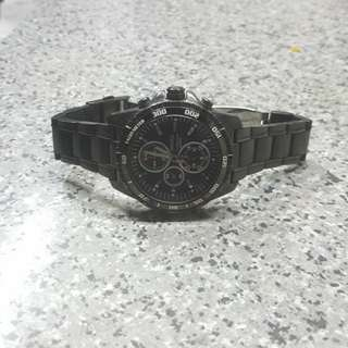 男裝手錶 (80%new)