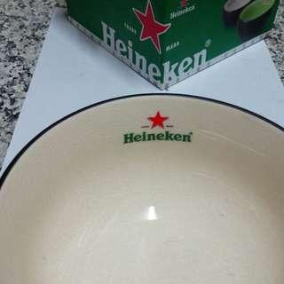 🚚 Heineken海尼根碗