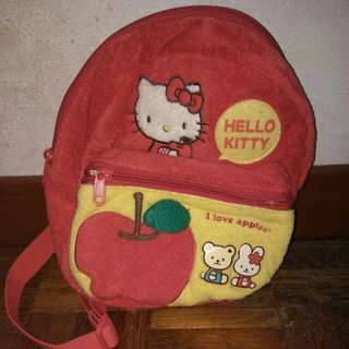 Hello Kitty Bag pack