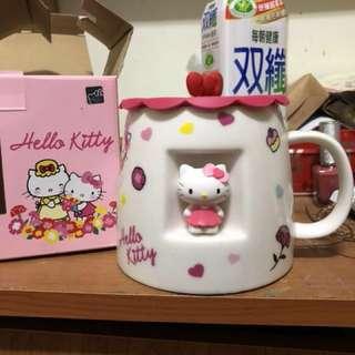 Hellokitty馬克杯(全新)✨☕️(喜歡私訊~)