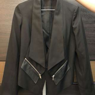 D-mop Female 西裝Jacket (99% new)