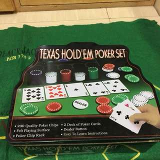 Poket Game Set