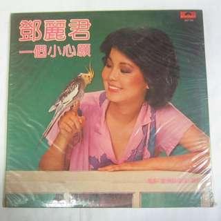 "Teresa Teng 鄧丽君 1980 PolyGram Records 12"" Chinese LP Record Polydor 2427 333"