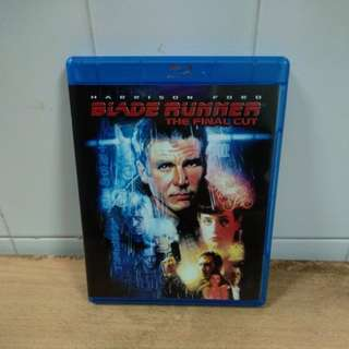 Blade Runner - Blu Ray - US import(original)