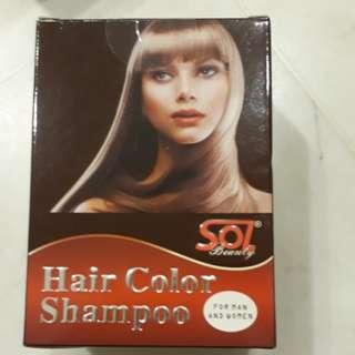 SOL Hair Color Shampoo