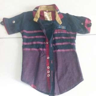 Preloved boy shirts