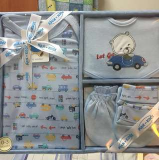 4 pc max- cool Baby Boy Gift Set