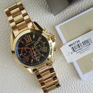 Michael Kors - Bradshaw Gold-Tone Watch