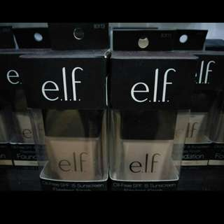 Authentic Elf Oil Free SPF15 Sunscreen Flawless Finish